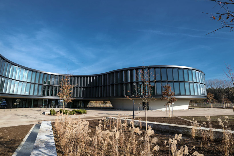 Auer Weber Completes ESO Headquarters Extension In