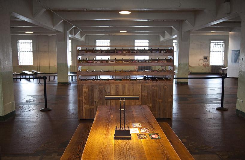 Ai Weiwei Installs Seven Large Scale Works On Alcatraz Island