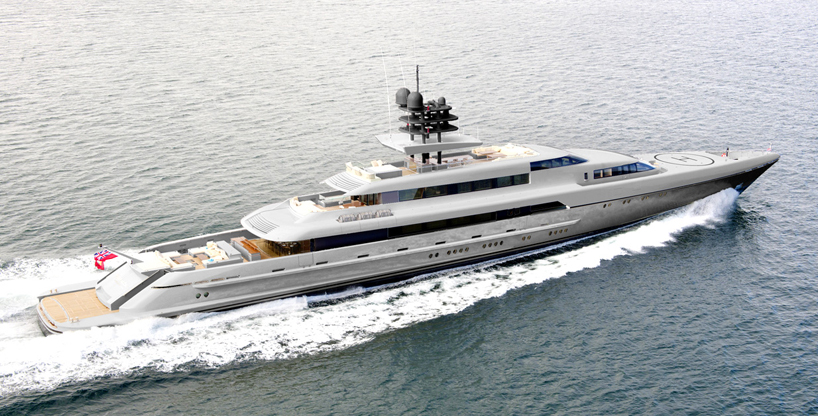 Silver Yachts Silver Fast Ecofuel 77m Vessel At 2014