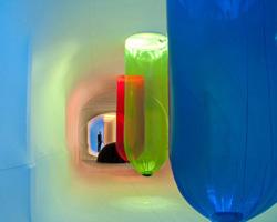plastique fantastique + marco barotti transform color into soundwaves