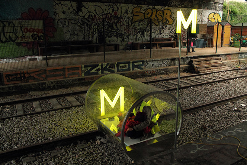 Hehe Envisions Urban Railroad Surfing Vehicles Of The Future