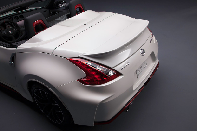 Nissan 370z Nismo Roadster Concept Debuts At Chicago Auto Show