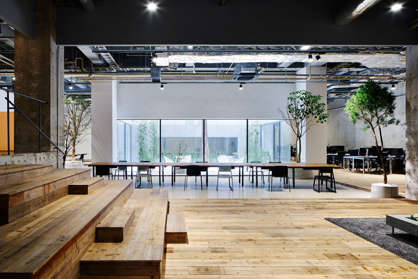 Torafu Merges Playful Elements In AKQAs Tokyo Office