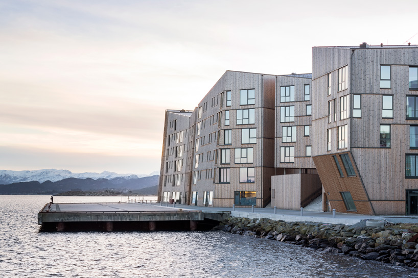 kompleksas Norvegijoje