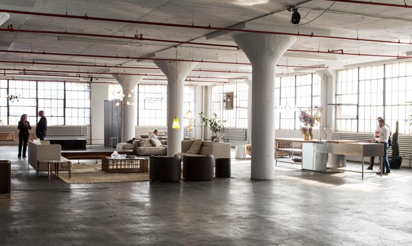Piero Lissonis Brooklyn Installation For New York Design Week