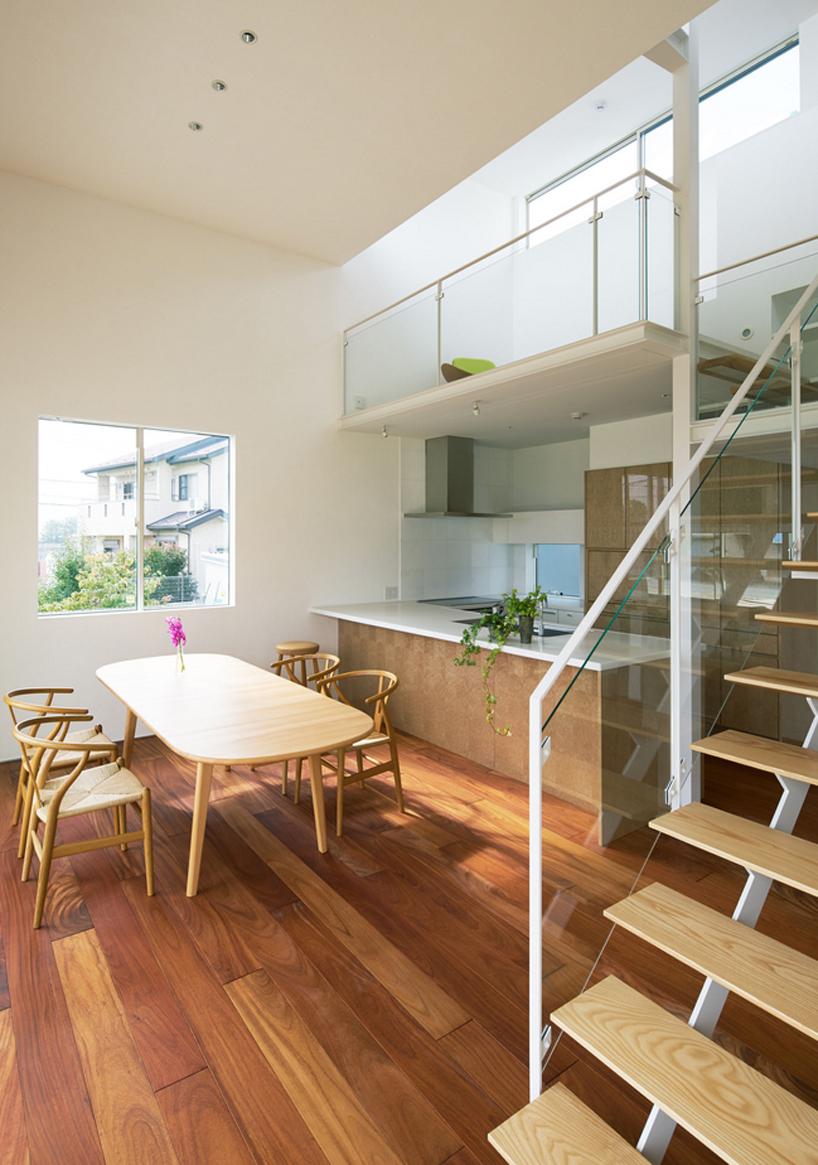 Mamm Design Builds Horizontally Minimalistic House In Kai