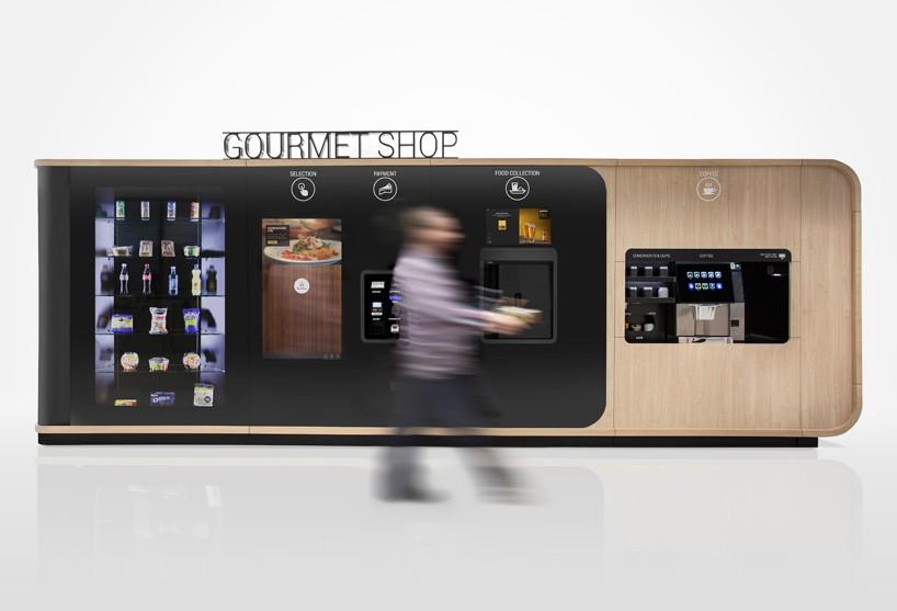 Mormedi Develops Innovative Self Serve Gourmet Vending Machine