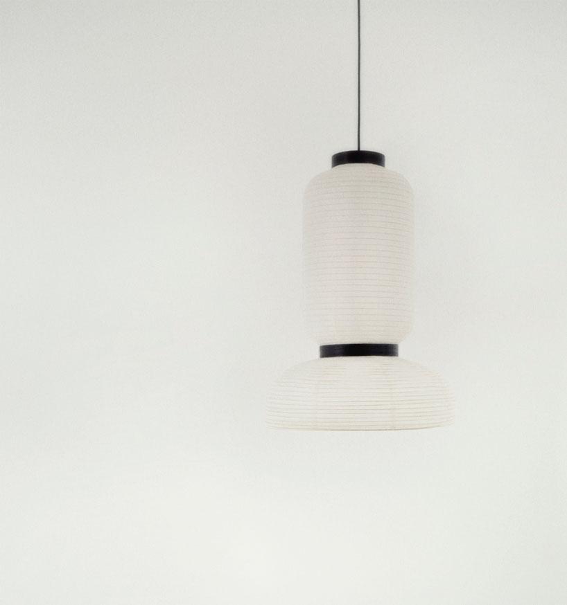 Rice Paper Pendant Light