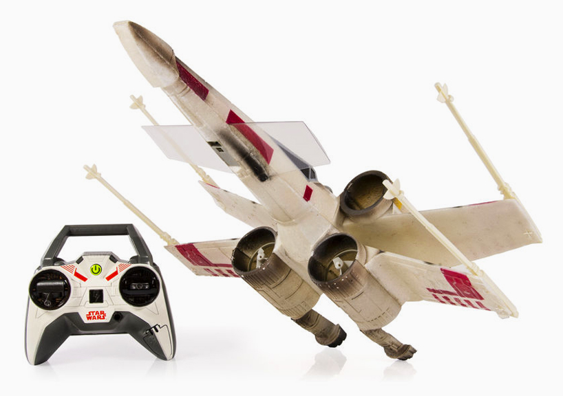 Star Wars Flying Vehicles