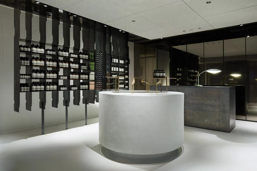Aesop Stores In Japan By Shinichiro Ogata Of Simplicity