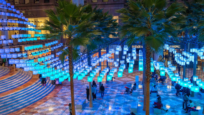 Rockwell Group Lights Up Brookfield Place New York With