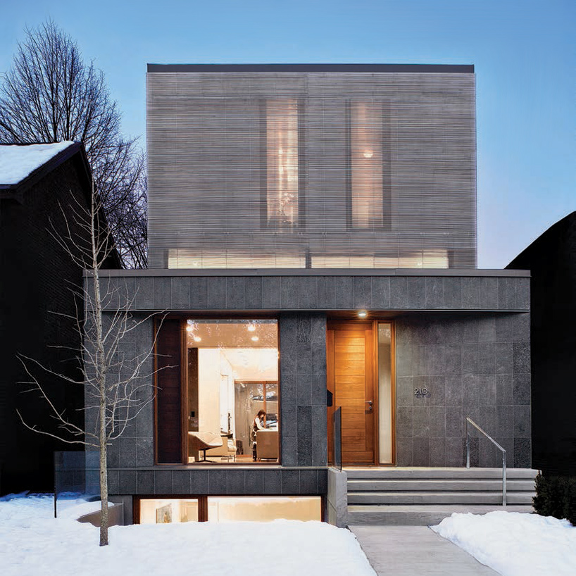 Counterpoint House In Toronto By Paul Raff Studio