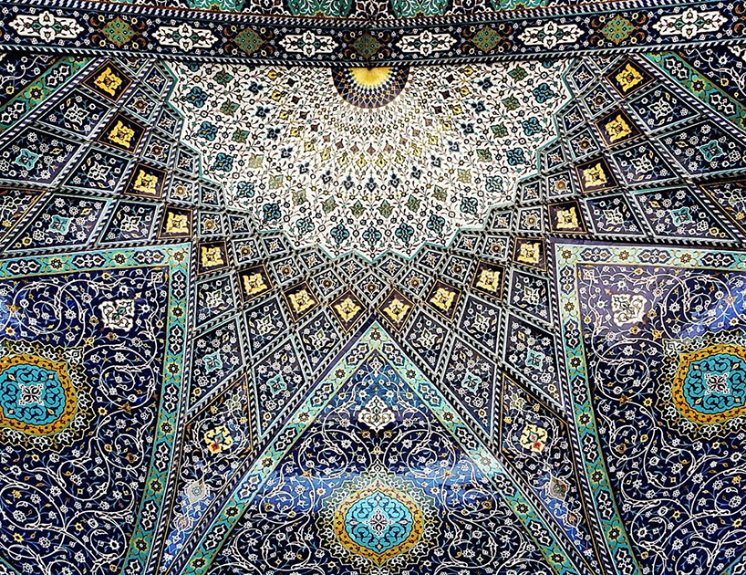 iran architectural photography by m1rasoulifard