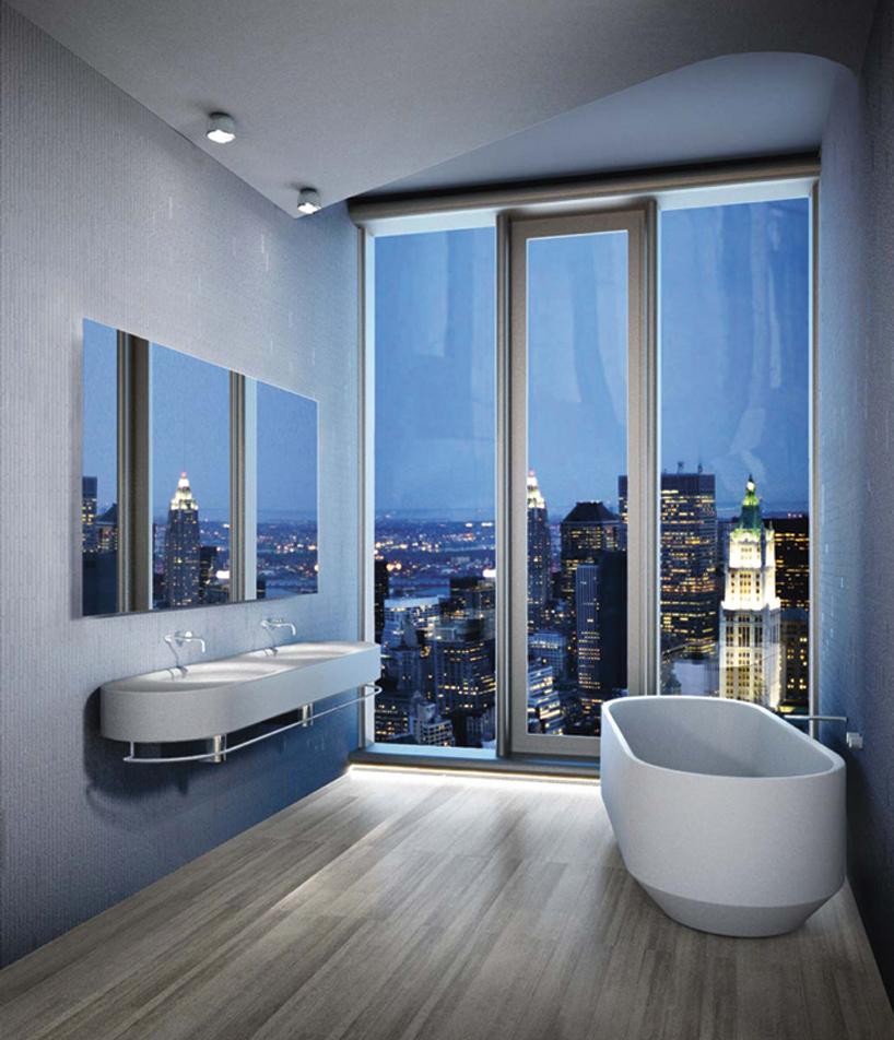 Herzog Amp De Meurons Bespoke Bathrooms By LAUFEN For 56