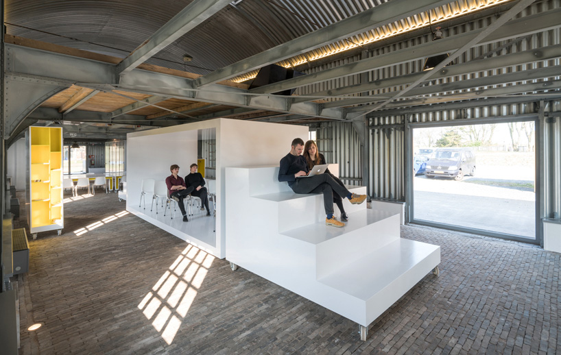 Polylester Develops Light Hearted Interior For UNESCO Site