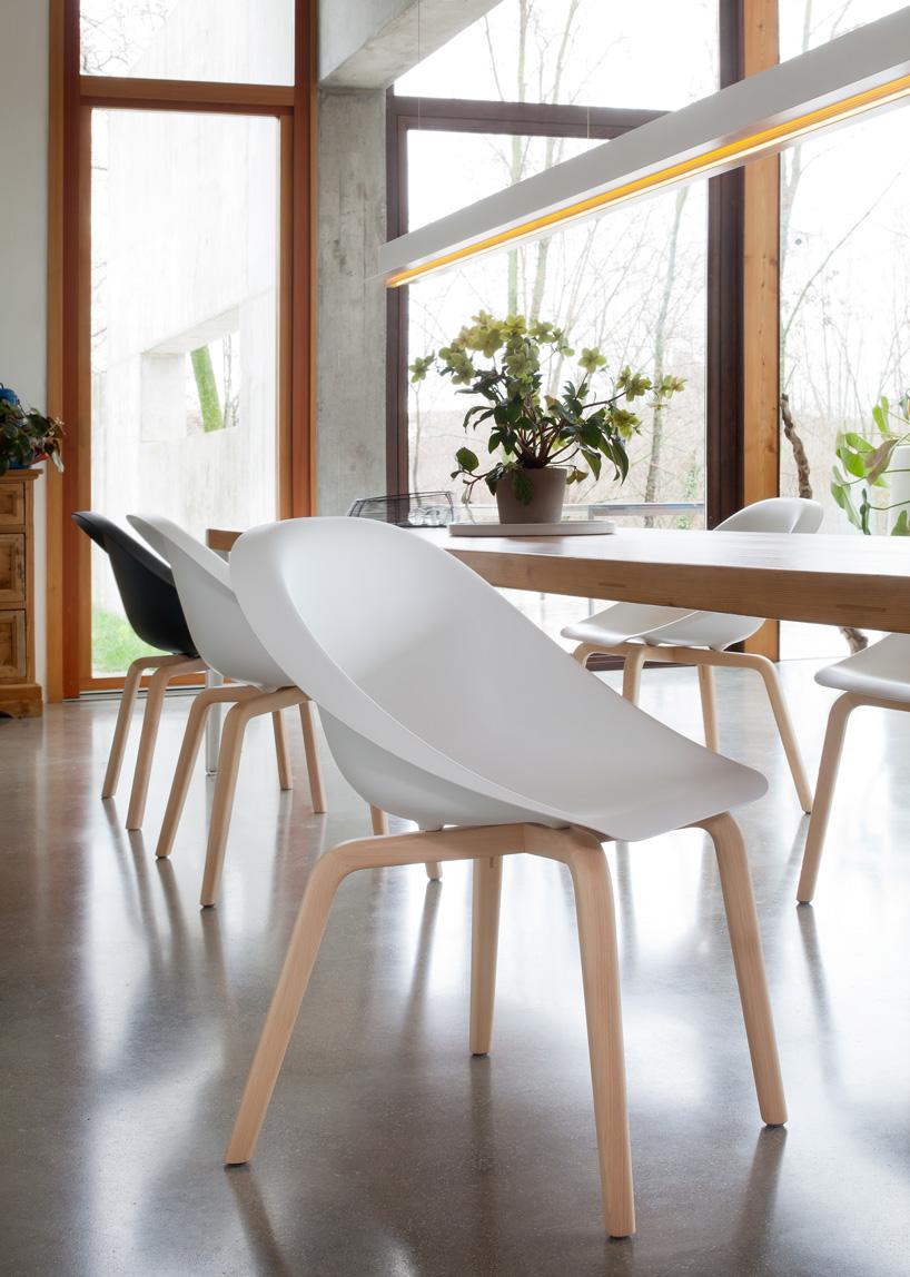 B Line Debuts New Chair Designs By Karim Rashid And