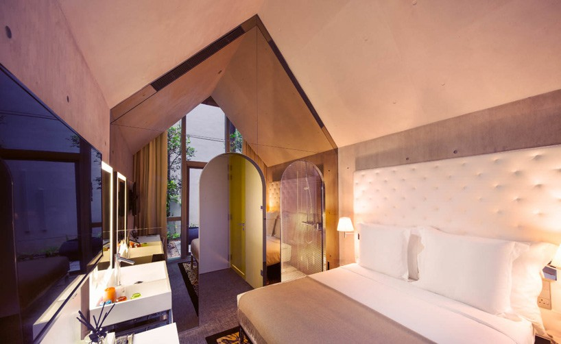 Philippe Starck Completes Interior Of M Social Design