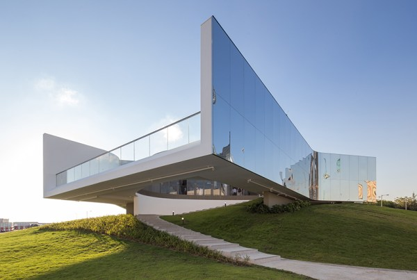 M+ pavilion opens in hong kong's west kowloon cultural ...