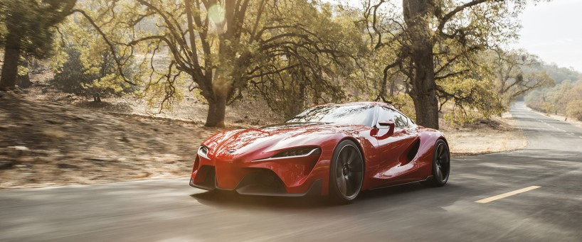 The Long Awaited Toyota Supra Resurrection Is Set To