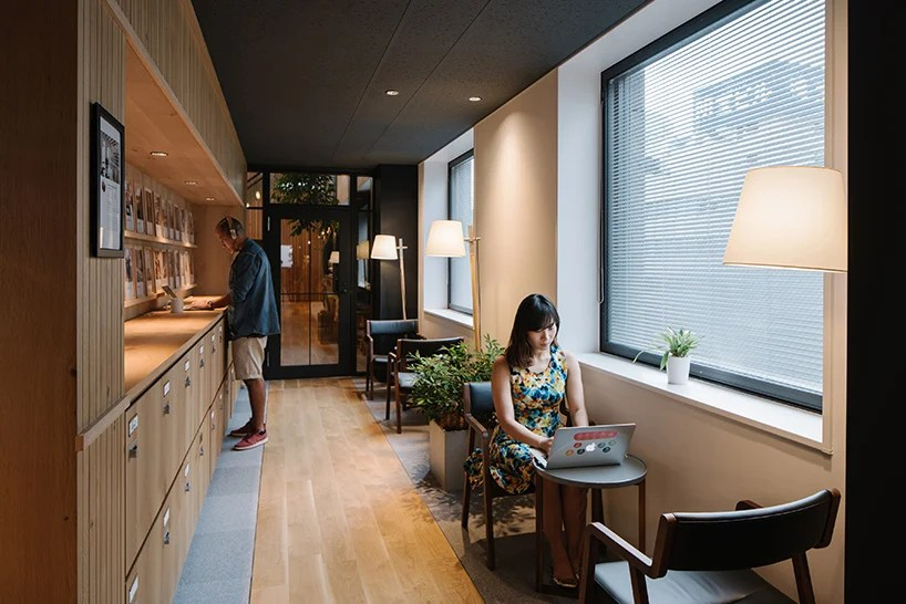 Airbnbs Tokyo Office Provides Respite From Hectic City Life