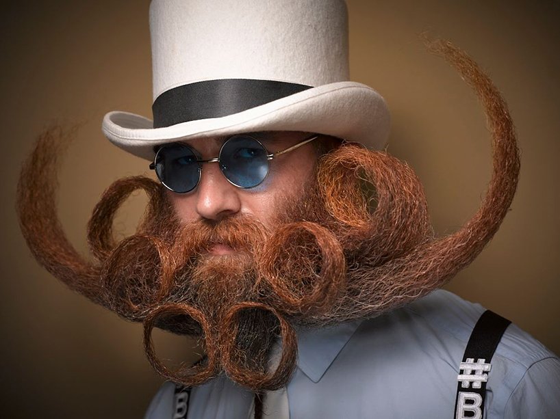 Portraits The National Beard And Moustache Championships