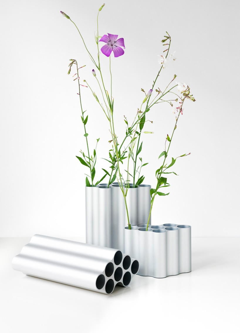 Bouroullec Brothers And VITRA Present The Nuage Vase At MampO