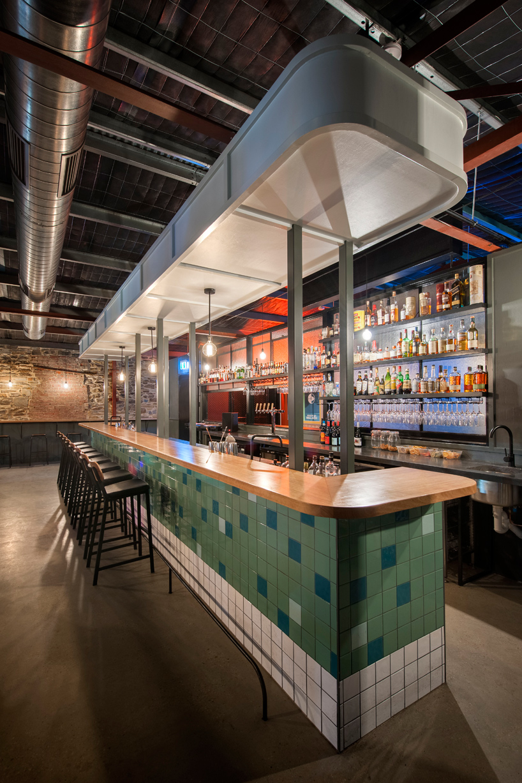 Sans Arc Designs Brooklyn Influenced Venue In Adelaide
