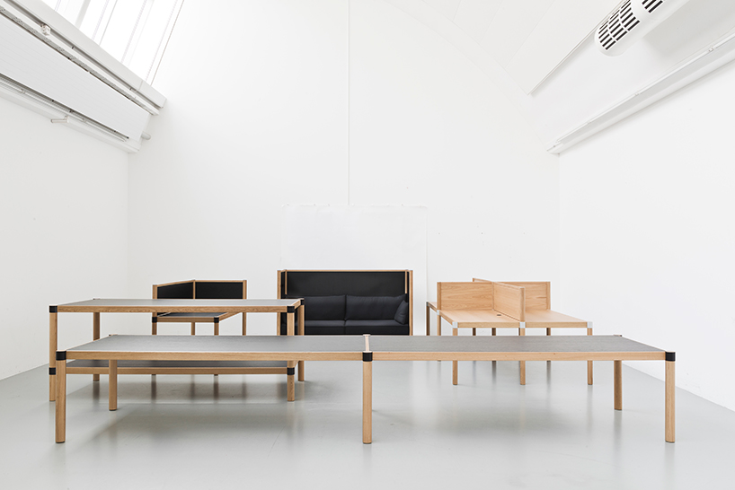 Ronan And Erwan Bouroullec Cyl Office For VITRA At Orgatec