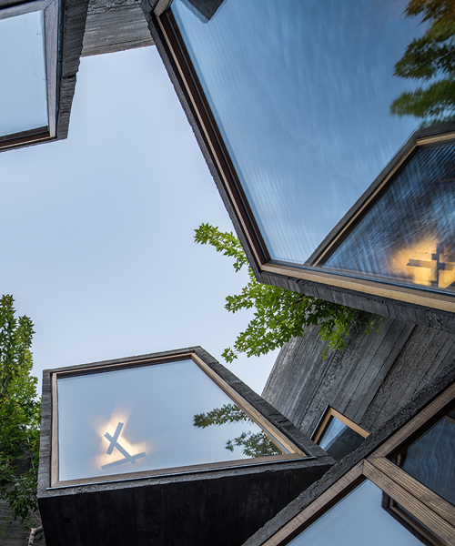Zao Standardarchitecture Creates Hostel Within Beijing Hutong