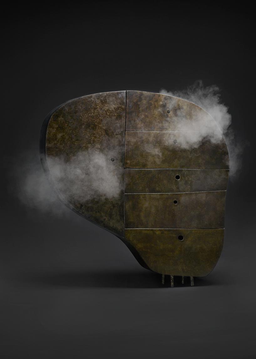 Maarten Baas Makes Time Exhibition At Dutch Design Week