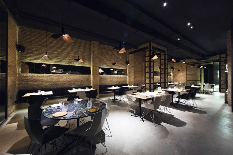 Ram 243 N Esteve Estudio Design Bouet Restaurant In Valencia