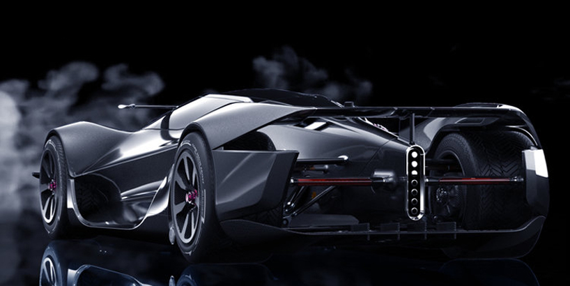 Dendrobium Electric Hypercar The 1500 Horsepower Vehicle From Singapore