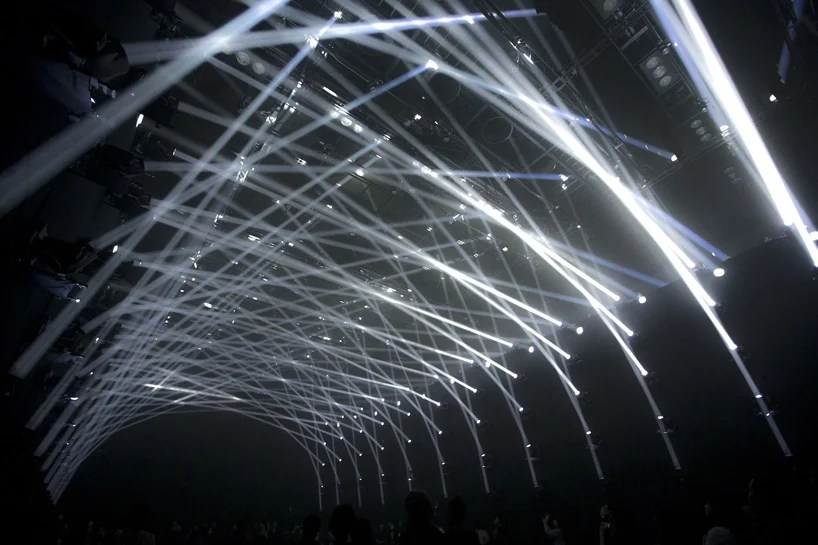 Teamlab Jungle Is An Interactive Canopy Of Moving Lights