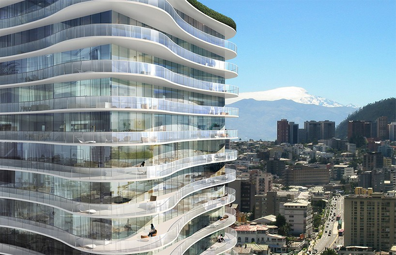 Philippe Starck To Develop YOO Quito A Residential Tower