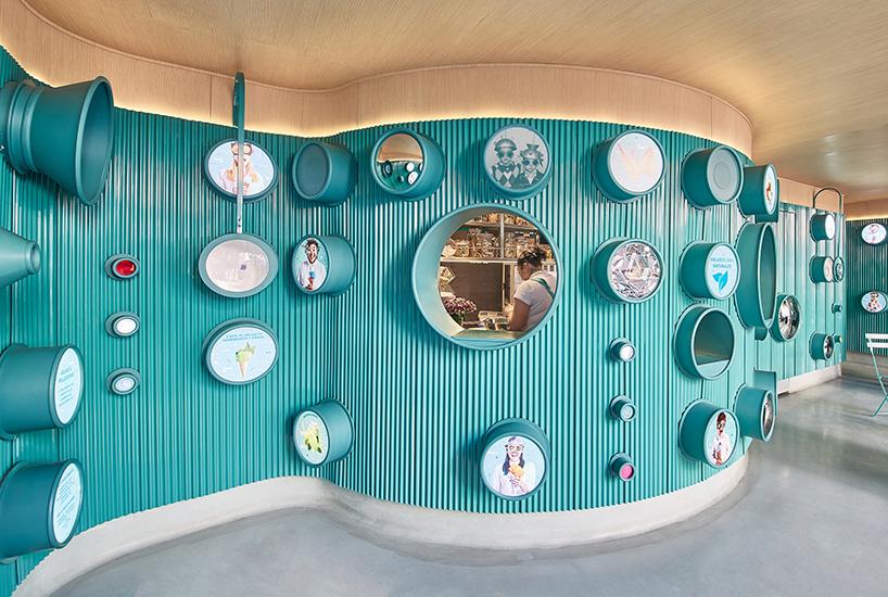 Esrawe And Cadena Imagines Utopian Influenced Interior For