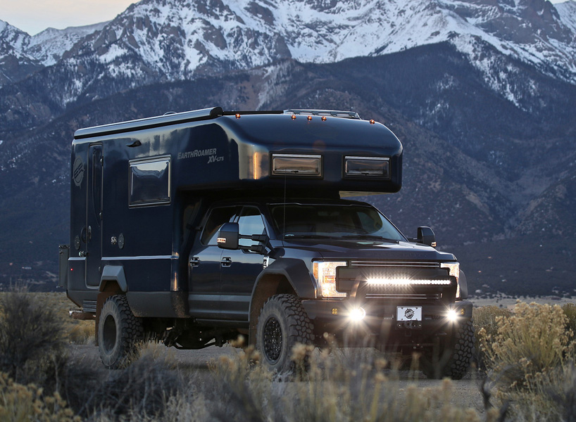 The Ford Earth Roamer XV LTS Camper Makes Off The Grid
