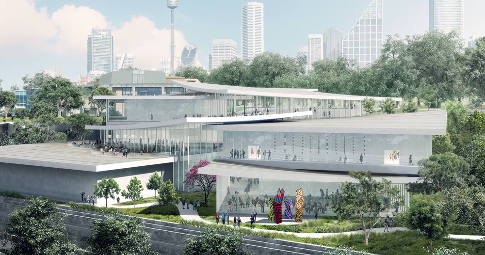 SANAAs Sydney Modern Project Receives Funding From NSW