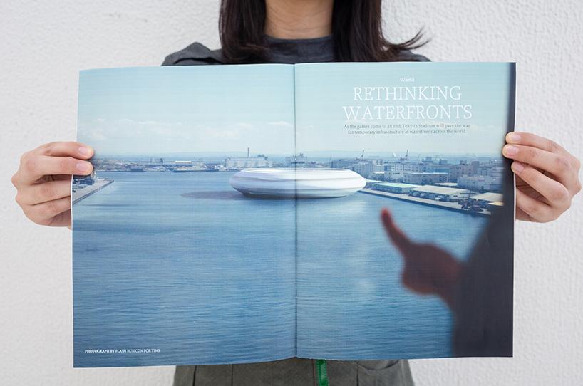 floating tokyo stadium 2020 olympics