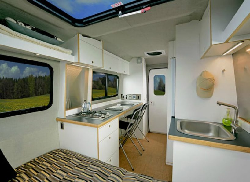 Airstream Interior Design