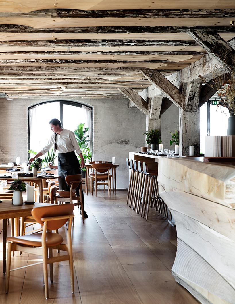 Snhetta Renovates Restaurant Interiors At Nomas Former Home In Copenhagen