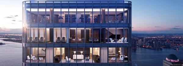 rafael viñoly plans '125 greenwich street' skyscraper in ...