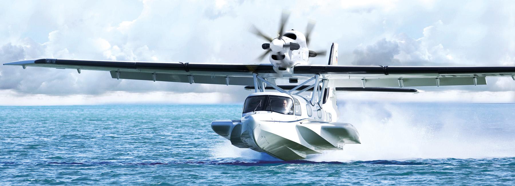 Dornier Seastar Revives The Seaster Amphibious Aircraft