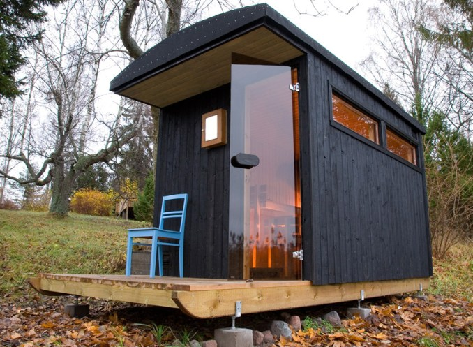 denizen works' tiny mobile sauna tows onto the frozen scandinavian on mobile home extensions, mobile home jacks, mobile home straps, mobile home covers, mobile home walls, mobile home concrete stand, mobile home pipes, mobile home panels, mobile home bars,