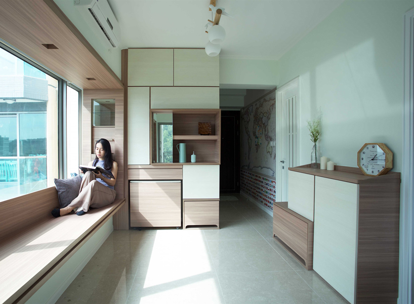 Sim Plex Maximizes Limited Space Of Apartment In Hong Kong