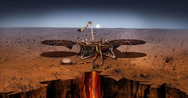 watch LIVE: today NASA's insight lander touches down on mars