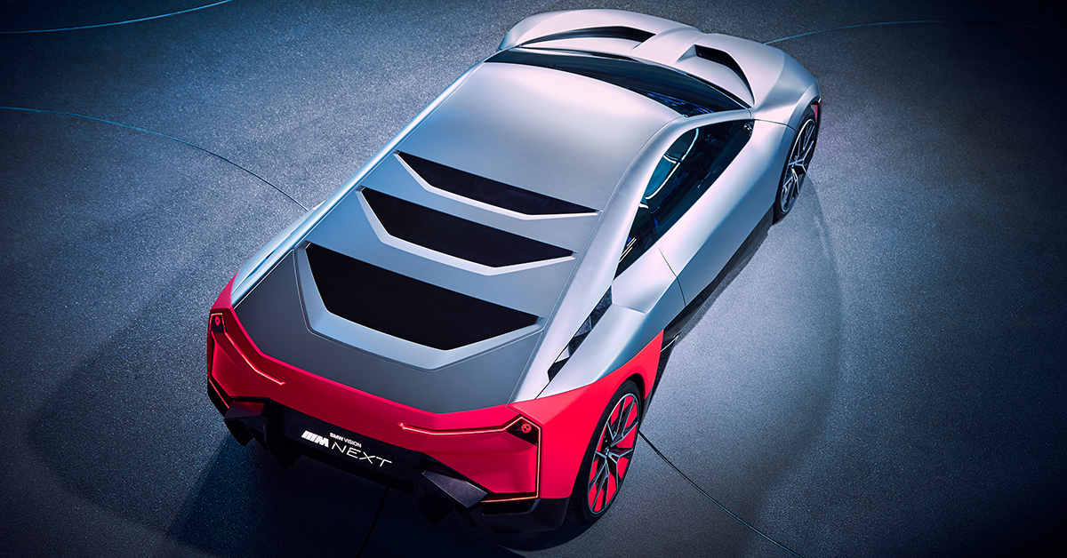 Bmw Vision M Next Conceptualizes Flexibly Self Driving