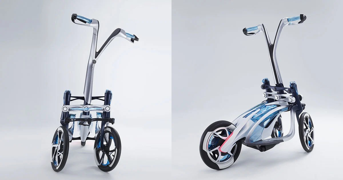 Yamaha Reveals Latest Edition Of Its Three Wheeled