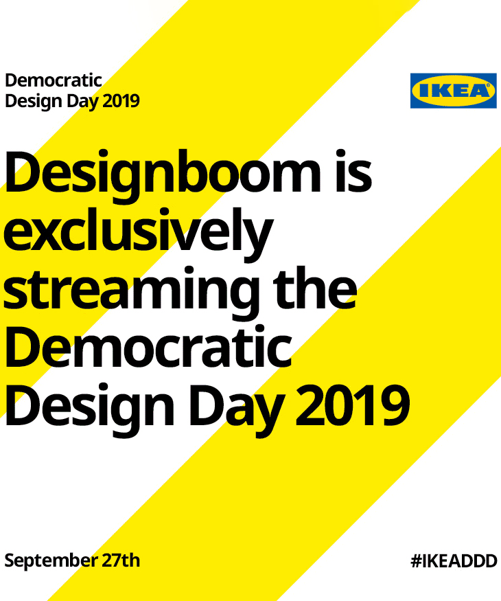 Live From Basel At The Ikea Democratic Design Day 2019
