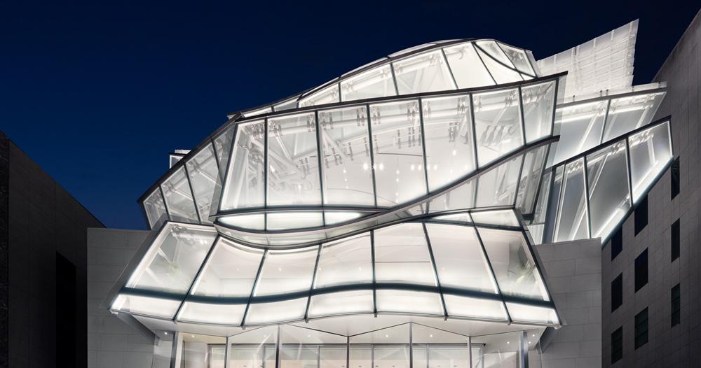 Frank Gehry Peter Marino Open Louis Vuitton Maison Seoul