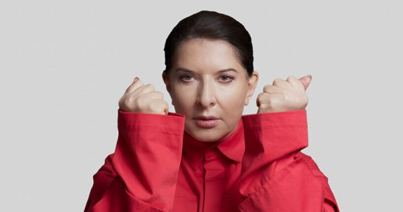 marina abramovic partners with wetransfer to teach file-uploaders her mindfulness method